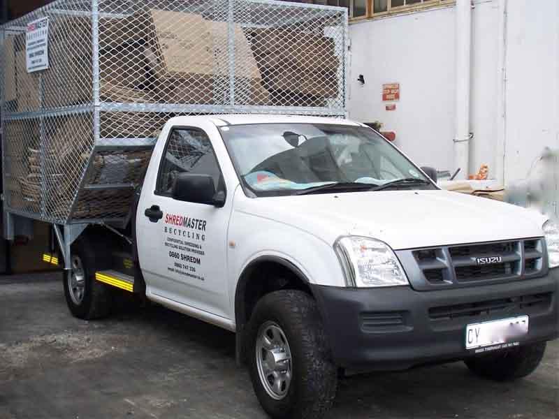 South Africa's Preferred Shredding and Destruction Service